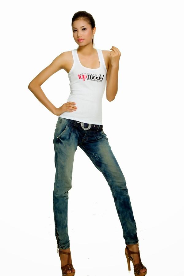 vietnam's next top model: 4 nguoi dep nay deu om mong ca hoa hau lan nguoi mau - 4