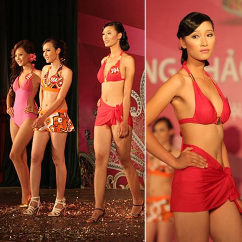 vietnam's next top model: 4 nguoi dep nay deu om mong ca hoa hau lan nguoi mau - 2