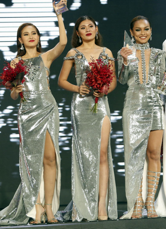 vietnam's next top model: 4 nguoi dep nay deu om mong ca hoa hau lan nguoi mau - 14