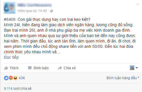 "chang trai bao vo tu lo tien vay cuoi vi ""em mac chu anh khong mac"" - 1"