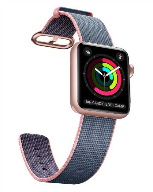 chinh thuc: apple watch series 2 hieu suat manh, gia 369 usd - 2