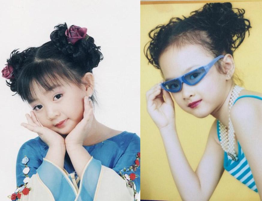 "2 sao nhi ""be xuan mai"", angela phuong trinh bay gio ra sao? - 1"