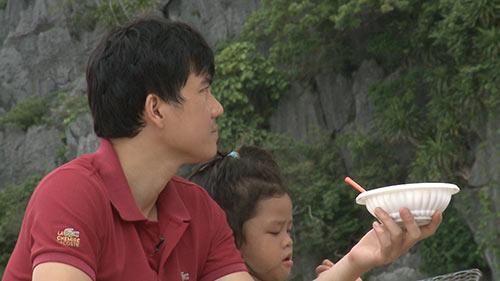 """tap 19 bo oi mua 3: con gai hong dang gay thich thu voi man di cho """"chuyen nghiep"""" - 3"""