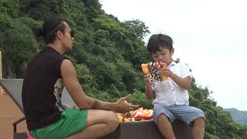 """tap 19 bo oi mua 3: con gai hong dang gay thich thu voi man di cho """"chuyen nghiep"""" - 7"""