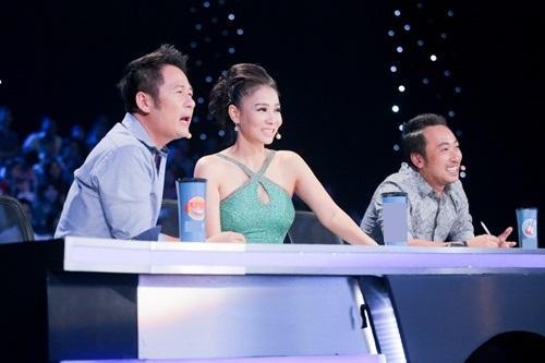 "vietnam idol: bang kieu buon cuoi khi thi sinh mat ""dan"" ra vi co nghiem tuc - 19"