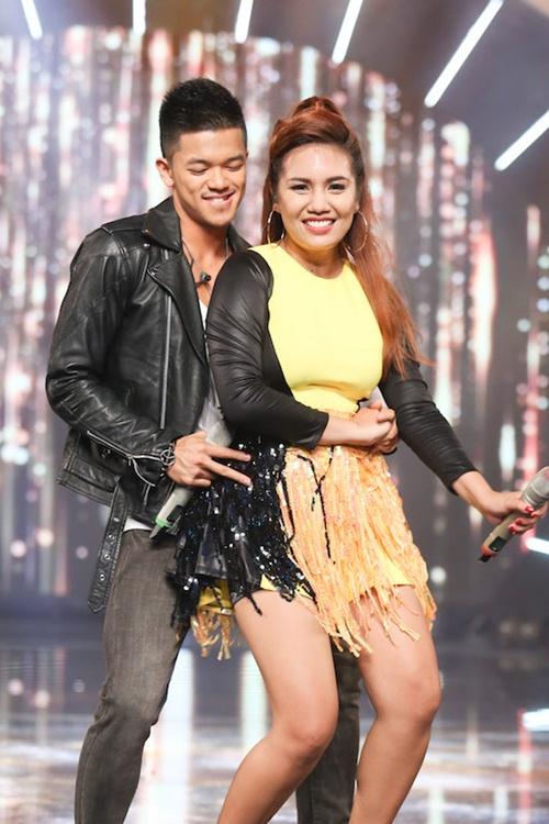 "vietnam idol: bang kieu buon cuoi khi thi sinh mat ""dan"" ra vi co nghiem tuc - 11"