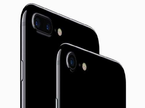 "iphone 7 va iphone 7 plus jet black ""chay hang"" - 1"