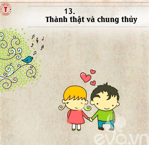 20 bi mat cua cap vo chong hanh phuc - 13