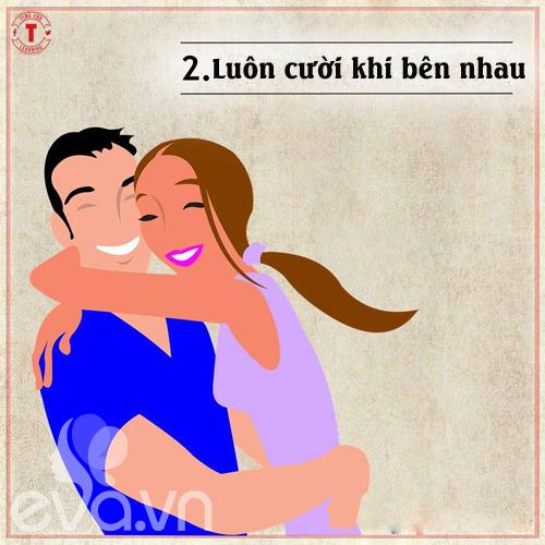 20 bí mật của cặp vợ chồng hạnh phúc-2
