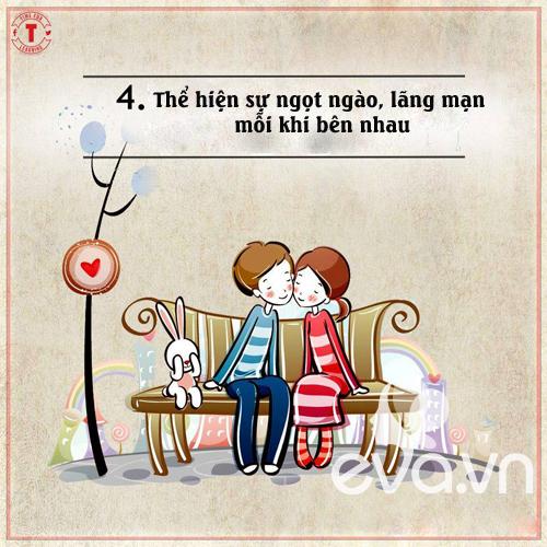 20 bí mật của cặp vợ chồng hạnh phúc-4