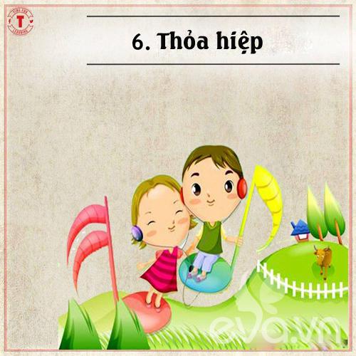 20 bí mật của cặp vợ chồng hạnh phúc-6