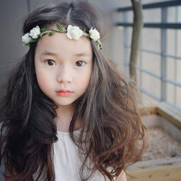 """Đứng tim trước vẻ đẹp trong sáng của """"thiên thần buồn"""" 6 tuổi-12"""