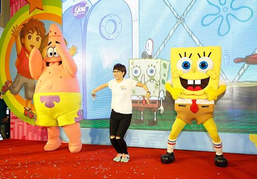fan nhi sai thanh nuc long truoc su de thuong cua spongebob va patrick - 3