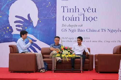 """giao su ngo bao chau: """"lam toan de chiu nhu gap nguoi yeu"""" - 1"""