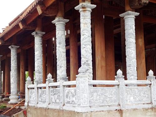 Nhà thờ Tổ nghiệp của Hoài Linh: Từ lúc còn ngổn ngang đến khi hoành tráng-3