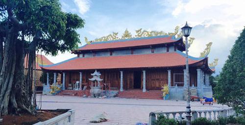 Nhà thờ Tổ nghiệp của Hoài Linh: Từ lúc còn ngổn ngang đến khi hoành tráng-5
