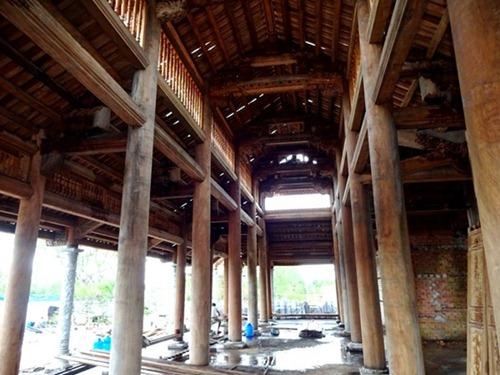 Nhà thờ Tổ nghiệp của Hoài Linh: Từ lúc còn ngổn ngang đến khi hoành tráng-6