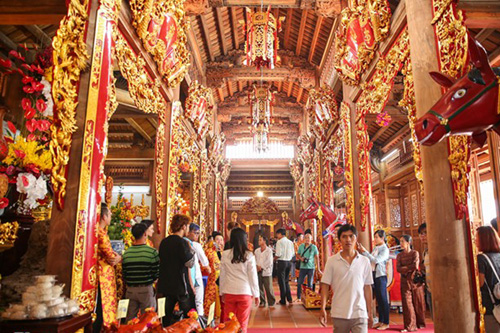 Nhà thờ Tổ nghiệp của Hoài Linh: Từ lúc còn ngổn ngang đến khi hoành tráng-7