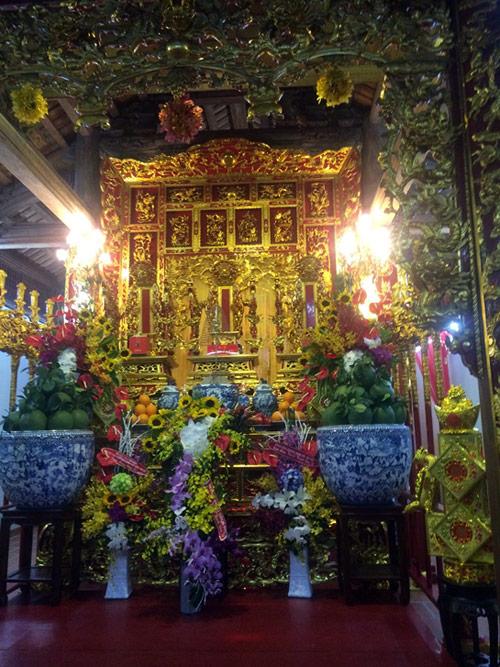 Nhà thờ Tổ nghiệp của Hoài Linh: Từ lúc còn ngổn ngang đến khi hoành tráng-10