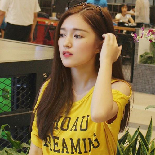 "co gai viet luon khien nguoi doi dien ""giat minh"" tuong nham la hot girl han - 2"