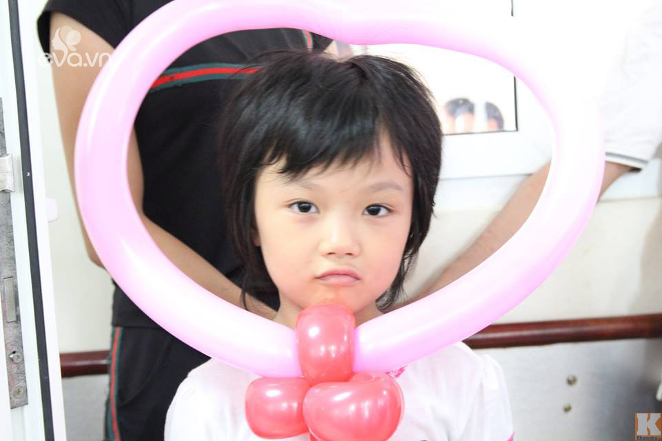 """""""con uoc khong phai don tet trung thu o benh vien...."""" - 11"""