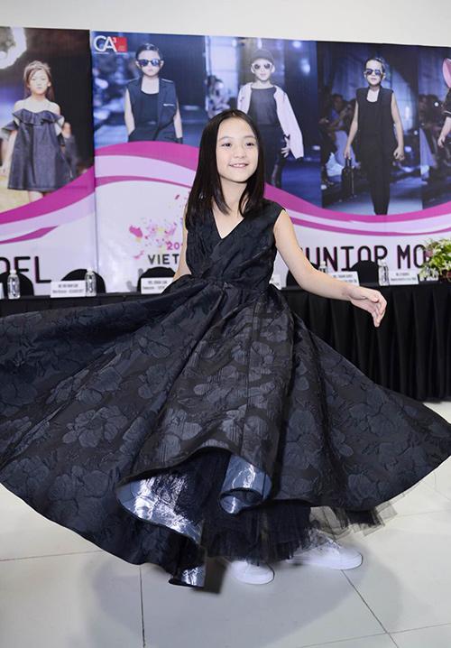 50 mẫu nhí sẵn sàng cho tuần lễ thời trang trẻ em đầu tiên ở Việt Nam-9