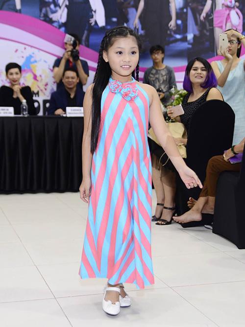50 mẫu nhí sẵn sàng cho tuần lễ thời trang trẻ em đầu tiên ở Việt Nam-4