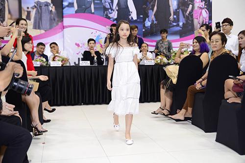 50 mẫu nhí sẵn sàng cho tuần lễ thời trang trẻ em đầu tiên ở Việt Nam-5
