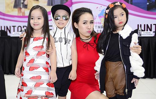 50 mẫu nhí sẵn sàng cho tuần lễ thời trang trẻ em đầu tiên ở Việt Nam-6