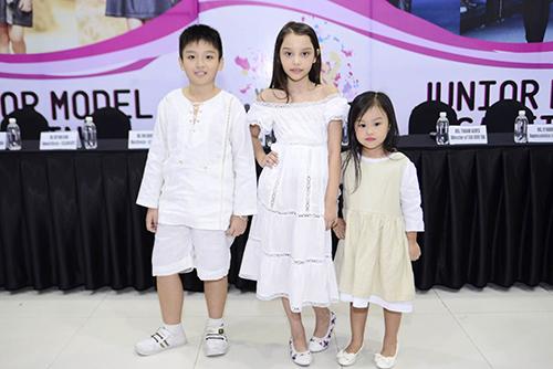 50 mẫu nhí sẵn sàng cho tuần lễ thời trang trẻ em đầu tiên ở Việt Nam-7