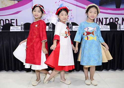 50 mẫu nhí sẵn sàng cho tuần lễ thời trang trẻ em đầu tiên ở Việt Nam-10