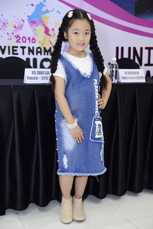 50 mẫu nhí sẵn sàng cho tuần lễ thời trang trẻ em đầu tiên ở Việt Nam-8