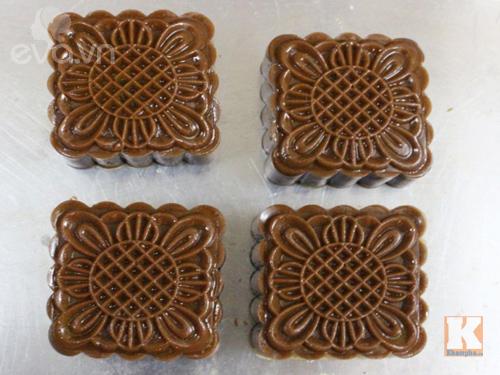 Bánh Trung thu vị sô cô la thơm ngon, ít ngọt-7