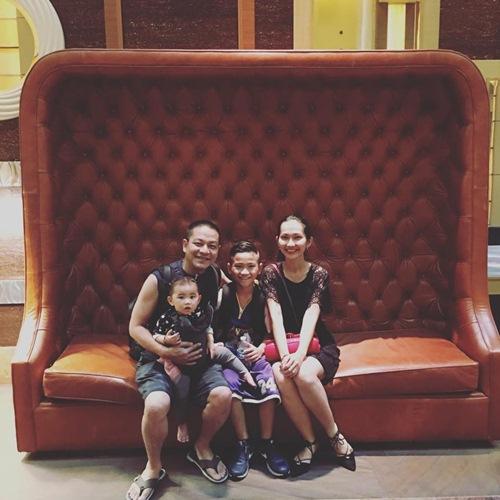 Bỏ sự nghiệp để ở nhà chăm con, Kim Hiền vẫn mãn nguyện vì luôn được chồng yêu-6