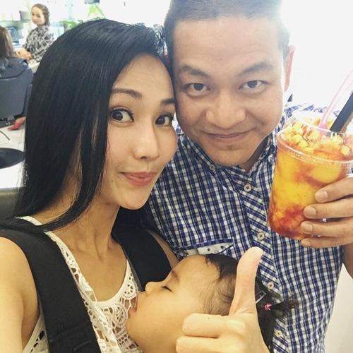 Bỏ sự nghiệp để ở nhà chăm con, Kim Hiền vẫn mãn nguyện vì luôn được chồng yêu-3
