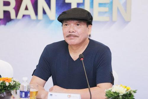"""Hà Trần sắp được thỏa sức """"phiêu"""" trên cánh đồng âm nhạc của chú mình - Trần Tiến-4"""