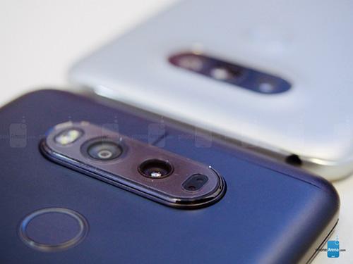 Trên tay LG V20 dùng camera kép 16MP, RAM 4GB-5