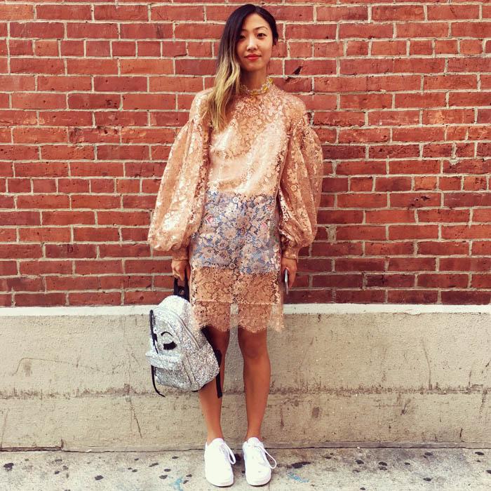 Tuần lễ thời trang New York: Váy áo lập dị thống lĩnh đường phố-2