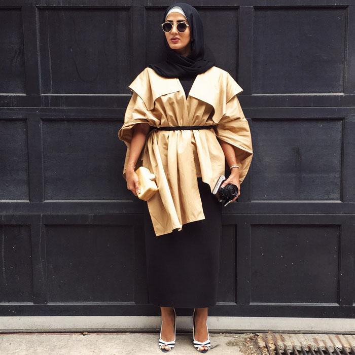 Tuần lễ thời trang New York: Váy áo lập dị thống lĩnh đường phố-13