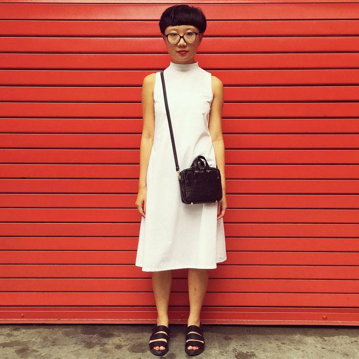 Tuần lễ thời trang New York: Váy áo lập dị thống lĩnh đường phố-11