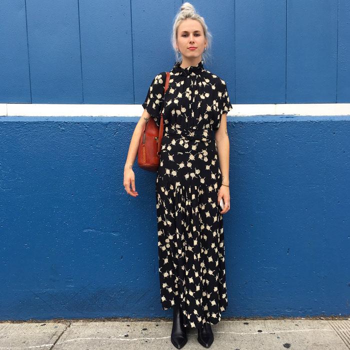 Tuần lễ thời trang New York: Váy áo lập dị thống lĩnh đường phố-17