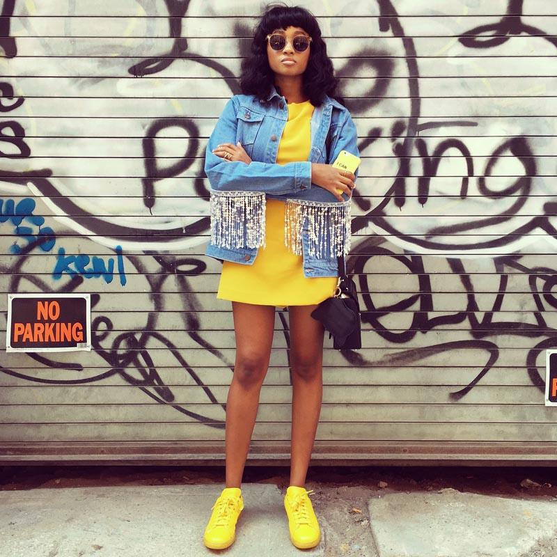 Tuần lễ thời trang New York: Váy áo lập dị thống lĩnh đường phố-1