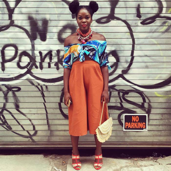 Tuần lễ thời trang New York: Váy áo lập dị thống lĩnh đường phố-9