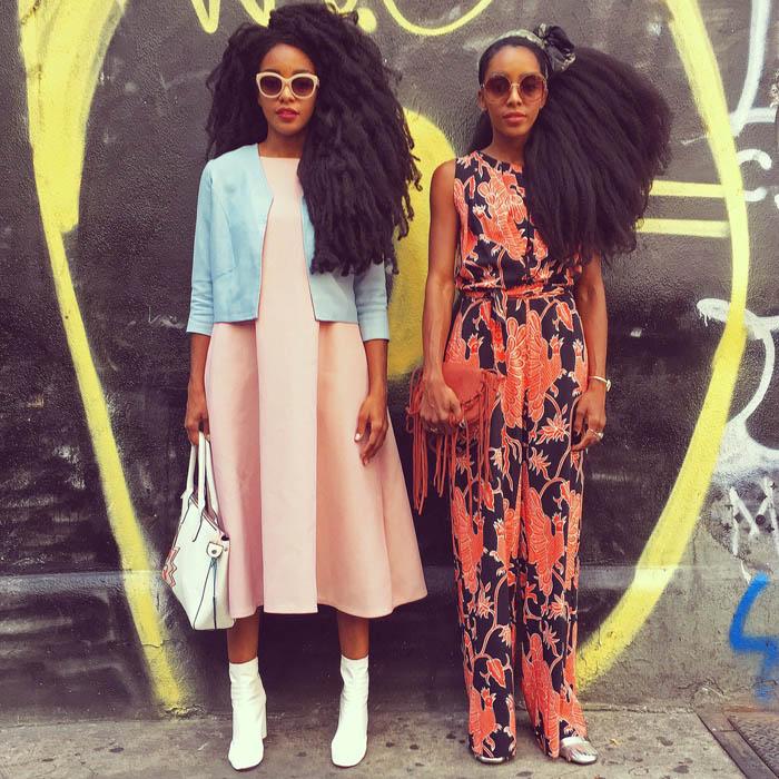Tuần lễ thời trang New York: Váy áo lập dị thống lĩnh đường phố-3
