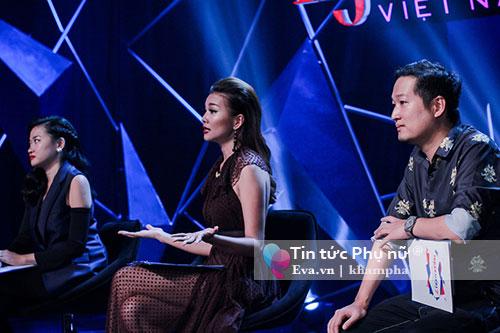 """Vietnam Next Top Model 2016: Samuel Hoàng """"đau khổ"""" khi Thanh Hằng loại Kim Nhã - 4"""