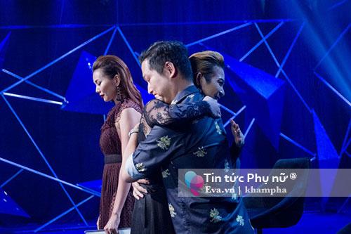 """Vietnam Next Top Model 2016: Samuel Hoàng """"đau khổ"""" khi Thanh Hằng loại Kim Nhã - 5"""