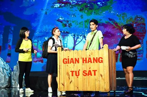 "lang hai mo hoi: nghe si kim tu long, viet huong ron toc gay vi ""rung tu sat"" - 5"