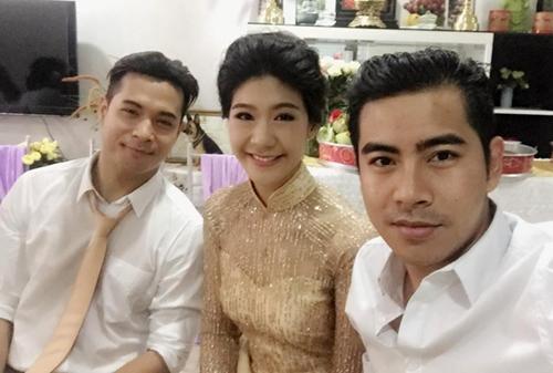 truong the vinh va ban gai phi cong dinh nghi van da chia tay - 1