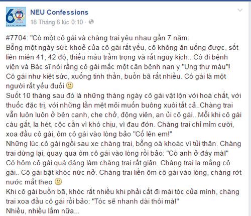 thuy hang – co gai ung thu voi chuyen tinh 7 nam da khep lai cuoc doi - 2