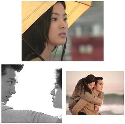 "sau 16 nam, song hye kyo con nho nhung gi ve ""trai tim mua thu""? - 1"